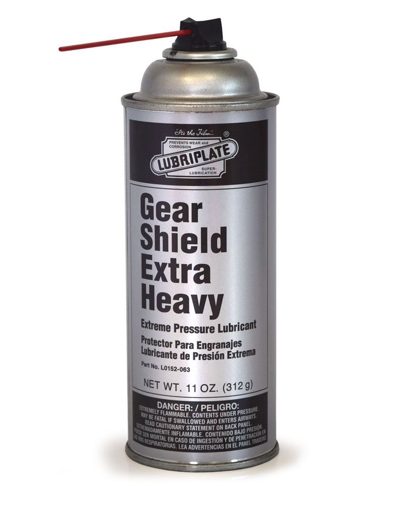 Gear Shield Extra Heavy Spray | Lubriplate Lubricants Co