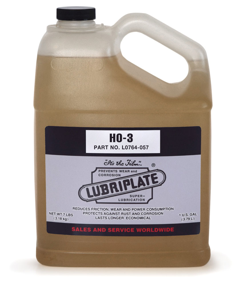 LUBRIPLATE HO-3 (LUBRICATING OIL)