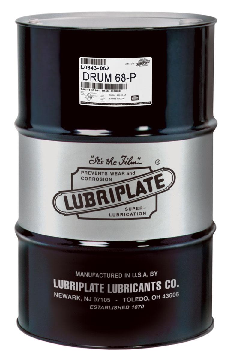 LUBRIPLATE REFRIGERATION COMP. OIL 68-P