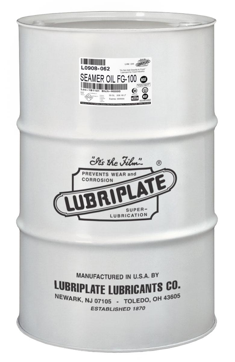 LUBRIPLATE SEAMER OIL FG-100